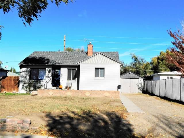 1708 Rood Avenue, Grand Junction, CO 81501 (MLS #20215740) :: The Danny Kuta Team