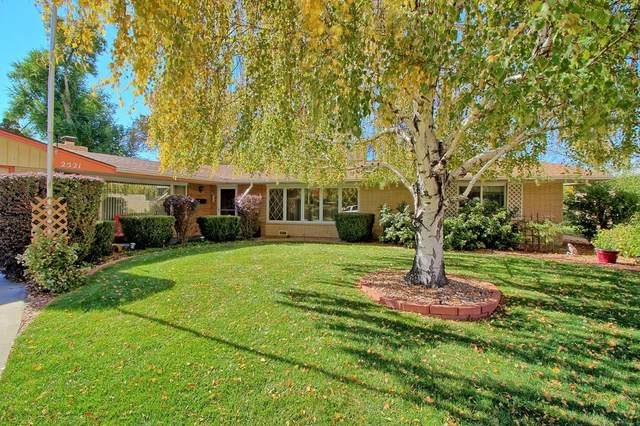 2521 Mayfair Drive, Grand Junction, CO 81501 (MLS #20215743) :: The Christi Reece Group
