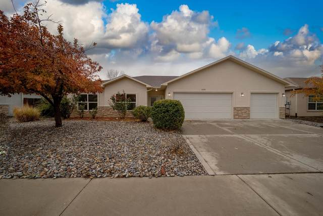 2509 Pierce Avenue, Grand Junction, CO 81505 (MLS #20215747) :: The Kimbrough Team   RE/MAX 4000