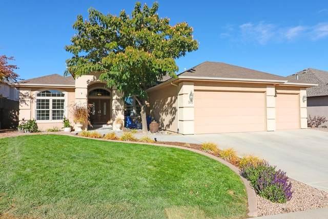 505 Swan Lane, Grand Junction, CO 81507 (MLS #20215757) :: The Christi Reece Group