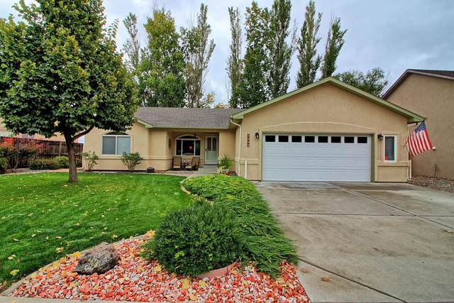 2655 Grand Vista Drive, Grand Junction, CO 81506 (MLS #20215763) :: The Kimbrough Team   RE/MAX 4000