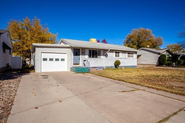 2448 Mesa Avenue, Grand Junction, CO 81501 (MLS #20215764) :: The Christi Reece Group