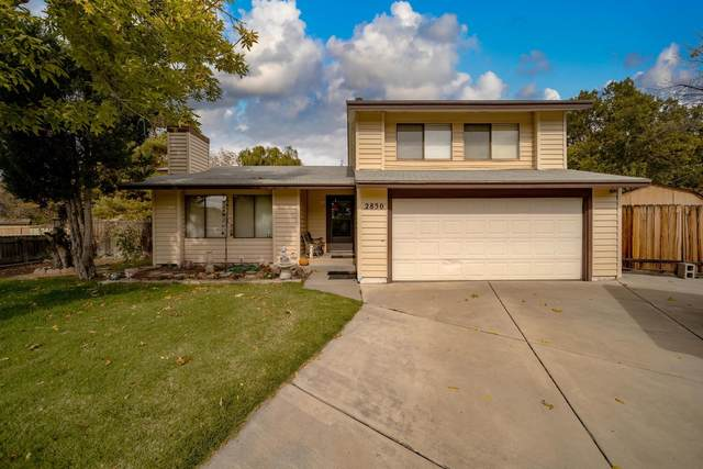 2850 Caper Court, Grand Junction, CO 81506 (MLS #20215766) :: The Christi Reece Group