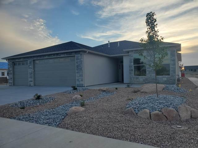 677 Strathearn Drive B, Grand Junction, CO 81504 (MLS #20215771) :: The Danny Kuta Team