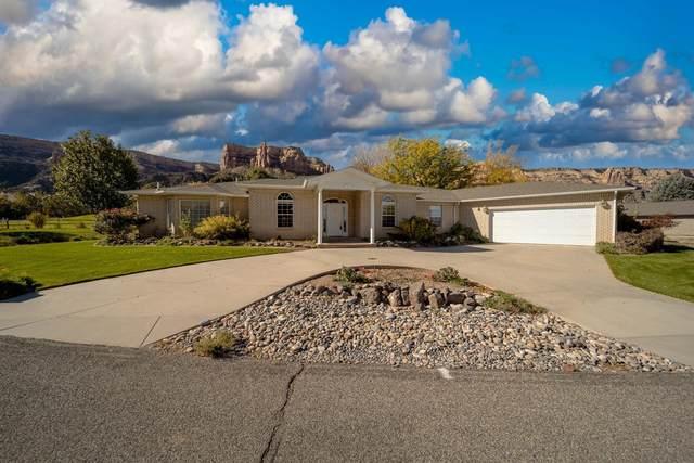 461 Tiara Vista Drive, Grand Junction, CO 81507 (MLS #20215772) :: The Christi Reece Group