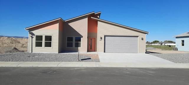 383 Hidden River Drive, Grand Junction, CO 81504 (MLS #20215777) :: The Christi Reece Group