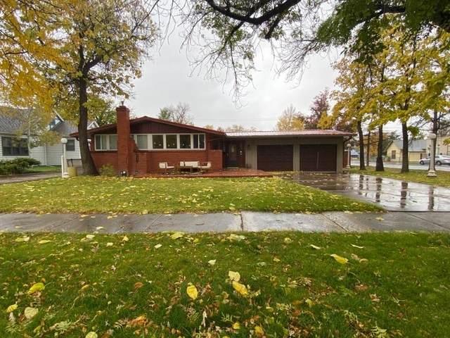 1205 Chipeta Avenue, Grand Junction, CO 81501 (MLS #20215785) :: The Christi Reece Group
