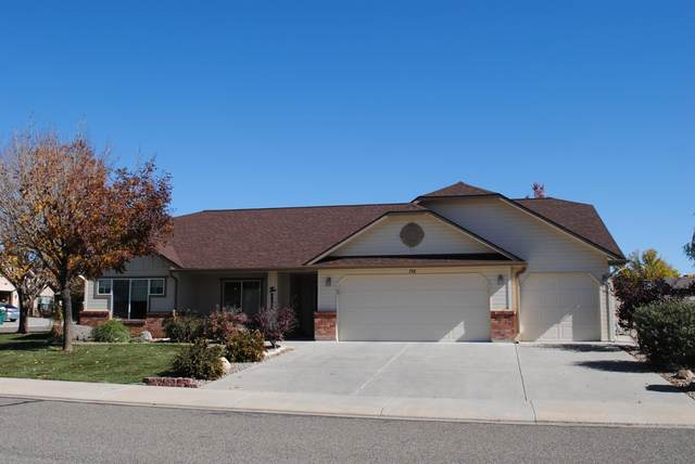 788 Comstock Drive, Fruita, CO 81521 (MLS #20215786) :: The Christi Reece Group