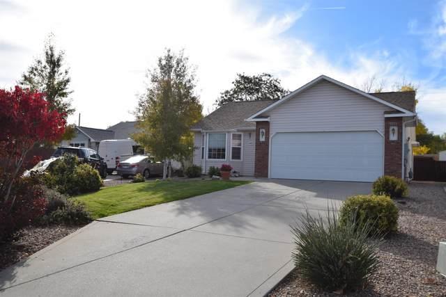 2569 Springside Court, Grand Junction, CO 81506 (MLS #20215794) :: Michelle Ritter