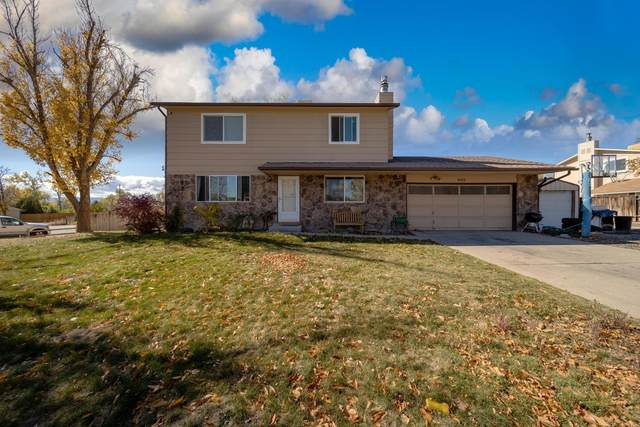 605 W Indian Creek Drive, Grand Junction, CO 81506 (MLS #20215796) :: Michelle Ritter