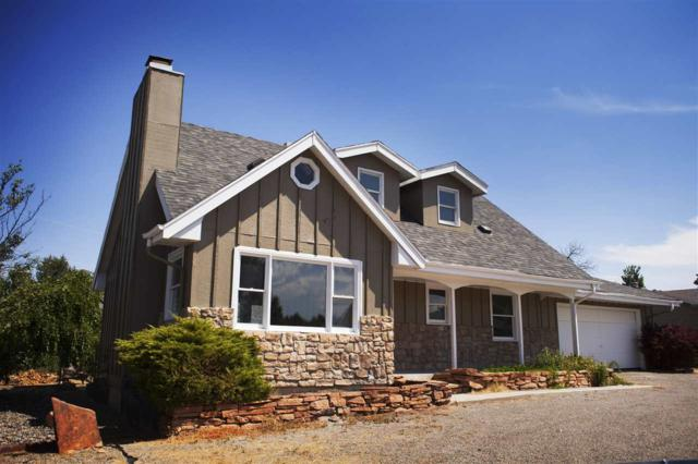 720 Ash Drive, Grand Junction, CO 81506 (MLS #683811) :: The Grand Junction Group