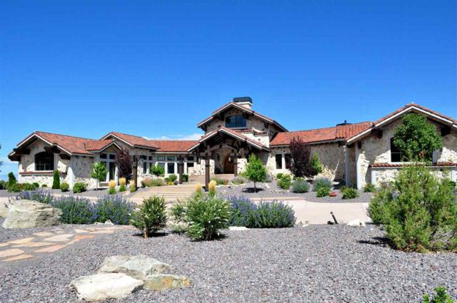 714 Curecanti Circle, Grand Junction, CO 81507 (MLS #684228) :: The Christi Reece Group
