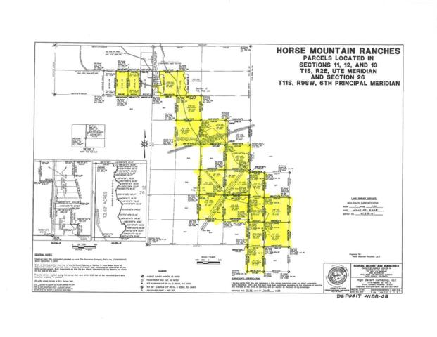LOT 1 39 Road, Palisade, CO 81526 (MLS #684804) :: The Christi Reece Group