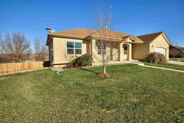 891 Baywood Court, Grand Junction, CO 81506 (MLS #685153) :: The Christi Reece Group