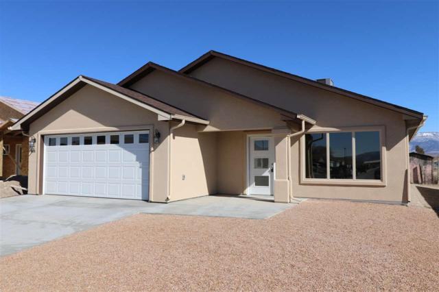 408 Pear Meadows Street, Grand Junction, CO 81504 (MLS #20171774) :: The Christi Reece Group