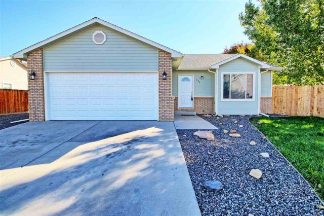 538 N Mountain Oak Court, Clifton, CO 81520 (MLS #20175264) :: CapRock Real Estate, LLC