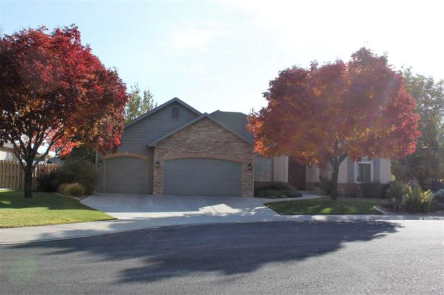 3520 Hollow Court, Grand Junction, CO 81506 (MLS #20175379) :: The Christi Reece Group