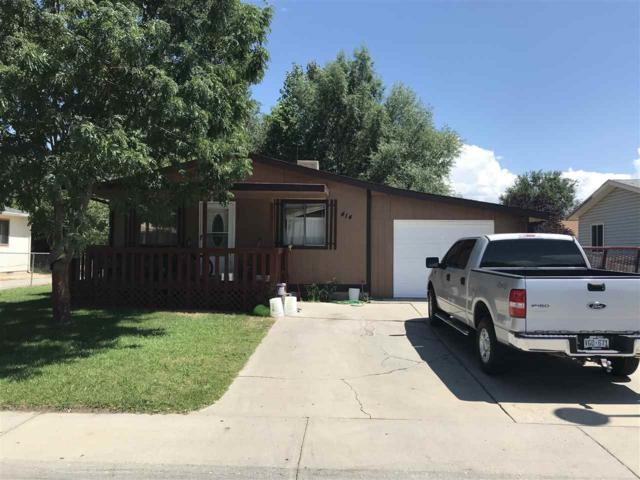 414 Glendale Way, Grand Junction, CO 81504 (MLS #20176011) :: The Grand Junction Group with Keller Williams Colorado West LLC