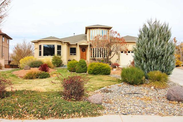 2066 Baseline Drive, Grand Junction, CO 81507 (MLS #20176019) :: The Christi Reece Group