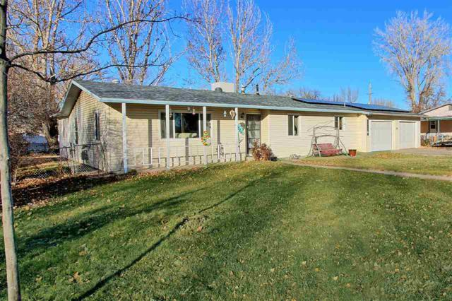 335 N Mulberry Street, Fruita, CO 81521 (MLS #20176190) :: The Grand Junction Group