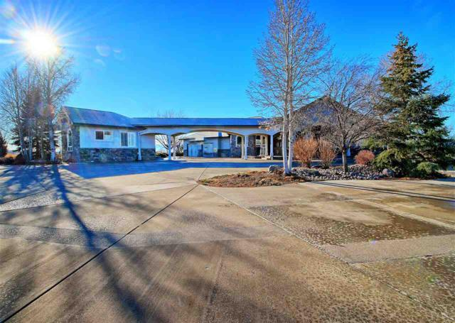 1957 N Road, Fruita, CO 81521 (MLS #20180007) :: The Grand Junction Group