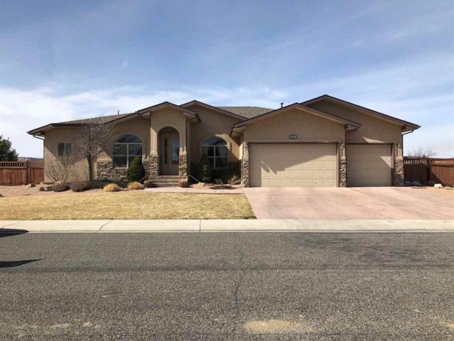 211 River Ridge Drive, Grand Junction, CO 81503 (MLS #20181021) :: The Christi Reece Group
