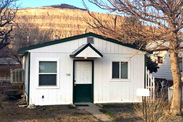 540 W 8th Street, Palisade, CO 81526 (MLS #20181048) :: CapRock Real Estate, LLC