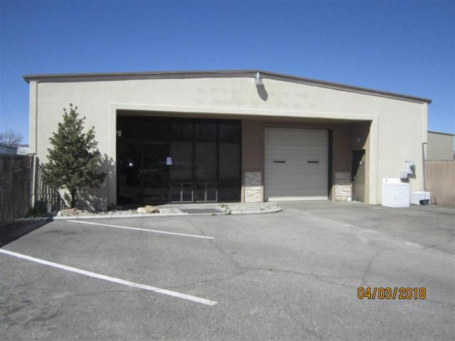 579 1/2 N Commercial Drive, Grand Junction, CO 81505 (MLS #20181154) :: The Christi Reece Group