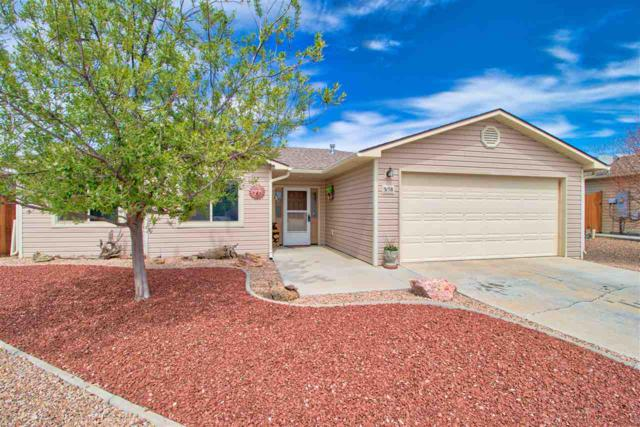 3158 Booshway Court, Grand Junction, CO 81504 (MLS #20181291) :: CapRock Real Estate, LLC