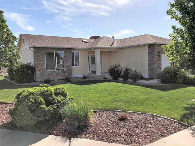 2856 Grand Falls Drive, Grand Junction, CO 81501 (MLS #20181384) :: The Christi Reece Group