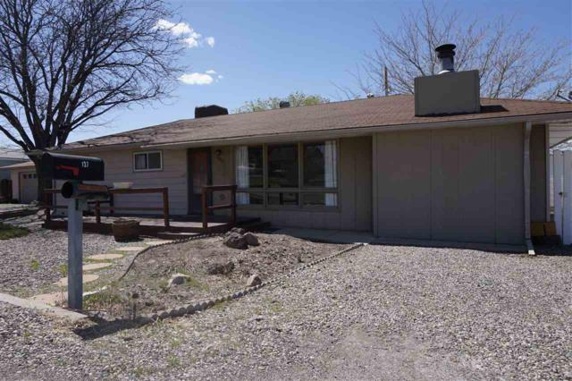 127 Whitehead Drive, Grand Junction, CO 81503 (MLS #20181427) :: The Grand Junction Group