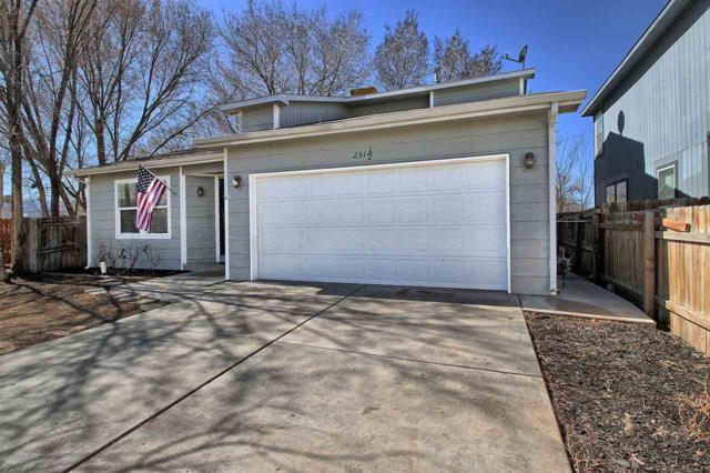 251 1/2 Nashua Court, Grand Junction, CO 81503 (MLS #20181449) :: The Christi Reece Group