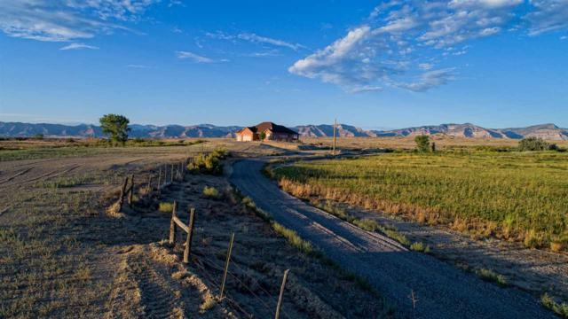 1952 O Road, Fruita, CO 81521 (MLS #20181485) :: Keller Williams CO West / Mountain Coast Group