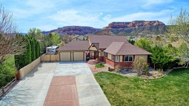 2193 E Canyon Court, Grand Junction, CO 81507 (MLS #20181780) :: The Christi Reece Group