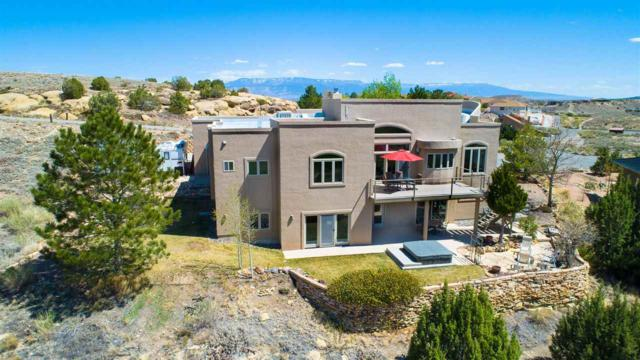 373 Hill View Drive, Grand Junction, CO 81507 (MLS #20182000) :: The Christi Reece Group
