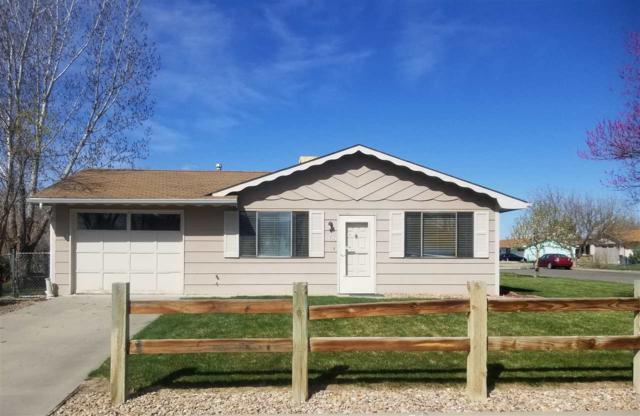 469 Grand Valley Drive, Grand Junction, CO 81504 (MLS #20182030) :: The Grand Junction Group