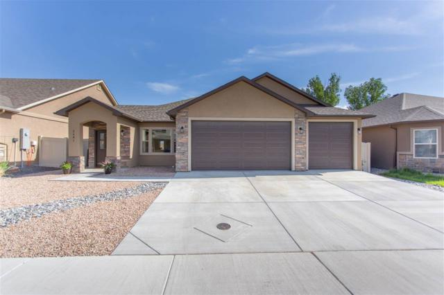 2491 Tiptop Avenue, Grand Junction, CO 81505 (MLS #20182039) :: The Grand Junction Group
