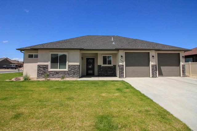 2498 Tiptop Avenue A, Grand Junction, CO 81505 (MLS #20182270) :: The Grand Junction Group