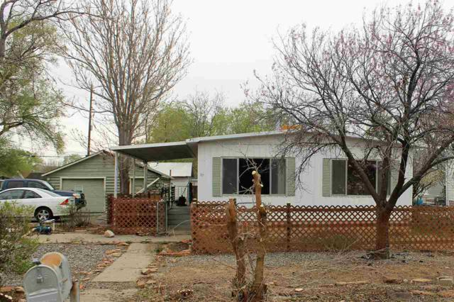 727 Santa Clara Avenue, Grand Junction, CO 81503 (MLS #20182275) :: The Grand Junction Group
