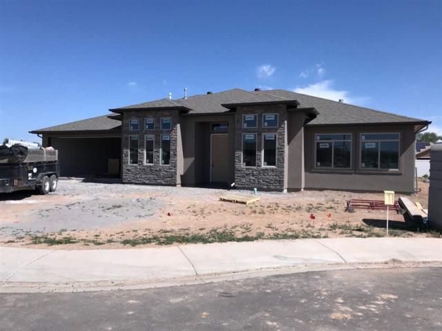2926 Beckwith Avenue, Grand Junction, CO 81503 (MLS #20182284) :: The Christi Reece Group