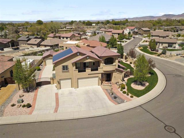 731 Egret Circle, Grand Junction, CO 81505 (MLS #20182365) :: The Christi Reece Group