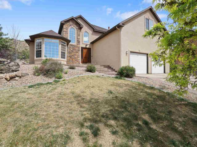 405 Mirada Court, Grand Junction, CO 81507 (MLS #20182480) :: The Christi Reece Group
