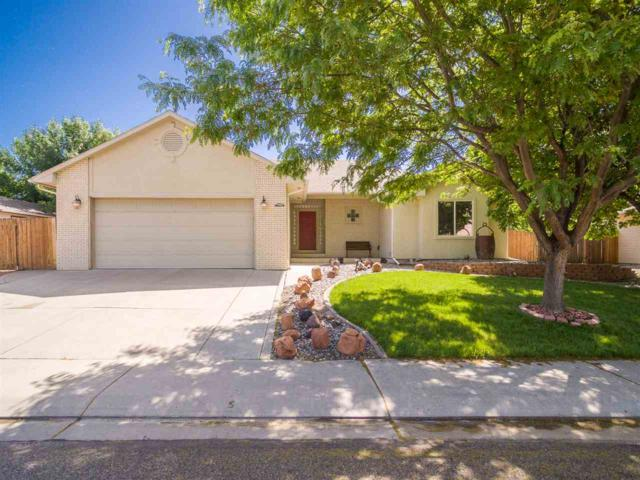 632 Grand View Drive, Grand Junction, CO 81506 (MLS #20182605) :: The Christi Reece Group