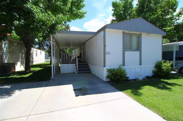 435 32 Road #217, Clifton, CO 81520 (MLS #20182655) :: CapRock Real Estate, LLC