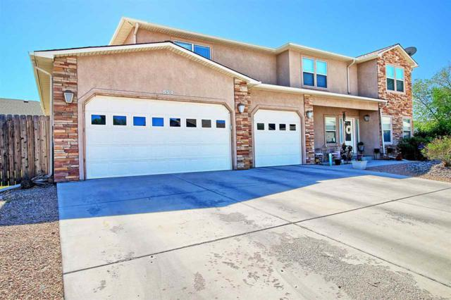 854 Mission Court, Fruita, CO 81521 (MLS #20182911) :: The Grand Junction Group