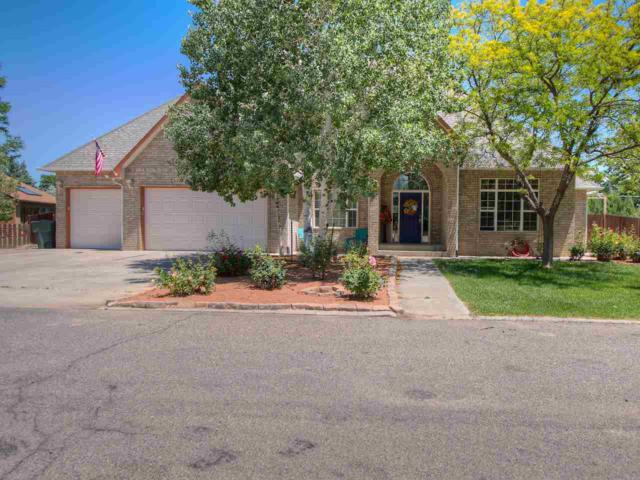 2662 Sacoma Court, Grand Junction, CO 81506 (MLS #20182927) :: The Christi Reece Group
