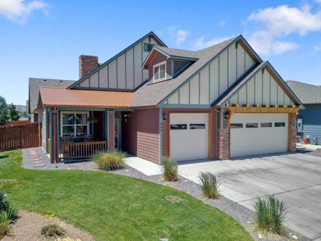 665 Copper Canyon Drive, Grand Junction, CO 81505 (MLS #20182951) :: CapRock Real Estate, LLC
