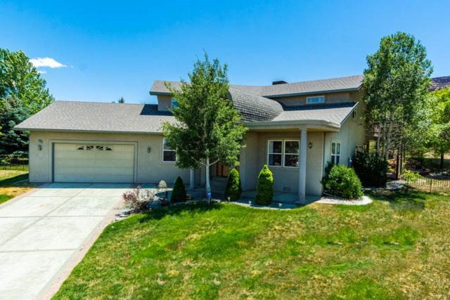 335 Redcliff Court, Grand Junction, CO 81507 (MLS #20183162) :: The Christi Reece Group