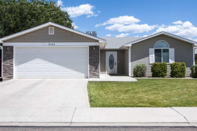 3142 Ute Canyon Lane, Grand Junction, CO 81504 (MLS #20183488) :: The Borman Group at eXp Realty