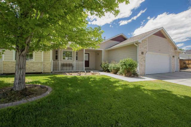 629 Maurine Lane, Grand Junction, CO 81504 (MLS #20183510) :: The Borman Group at eXp Realty
